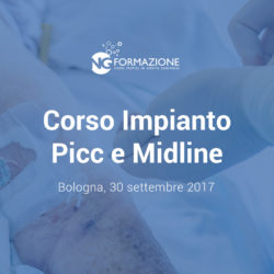 Corso Impianto Picc e Midline Sicilia 28 ottobre 2017