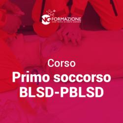 Corso Primo Soccorso BLSD-PBLSD