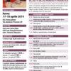 Accessi venosi Prelievi capillari - BLSD-PBLSD Roma 17-18 aprile 2019