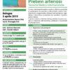Corso Accessi Venosi Prelievi Arteriosi Bologna 5 aprile 2019