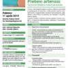 Corso Accessi Venosi Prelievi Arteriosi Palermo 11 aprile 2019