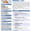 Corso Impianto PICC, Midline, CVC Bologna 6 aprile 2019