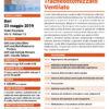 Corso Gestione del Paziente Tracheostomizzato Ventilato bari 23 maggio 2019