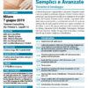 Corso Medicazioni Semplici e Avanzate Milano 7 giugno 2019