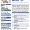 Corso Impianto PICC, Midline, CVC Milano 8 giugno 2019