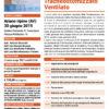 Corso Gestione del Paziente Tracheostomizzato Ventilato Ariano Irpino (AV) 30 giugno 2019