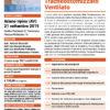 Corso Gestione del Paziente Tracheostomizzato Ventilato Ariano Irpino (AV) 21 settembre 2019