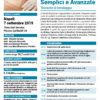 Corso Medicazioni Semplici e Avanzate Napoli 7 settembre 2019