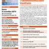 Corso Gestione del Paziente Tracheostomizzato Ventilato Roma 8 novembre 2019