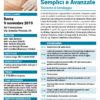 Corso Medicazioni Semplici e Avanzate Roma 9 novembre 2019