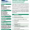 Corso Tecniche di Suture e Nodi Chirurgici Roma 22 novembre 2019