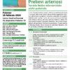 Corso Accessi Venosi Prelievi Arteriosi Palermo 28 febbraio 2020