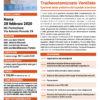 Corso Gestione del Paziente Tracheostomizzato Ventilato Roma 28 febbraio 2020
