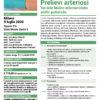Corso Accessi Venosi Prelievi Arteriosi Milano 9 luglio 2020