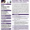 Corso Ventilazione Meccanica Assistita e Non Assistita Roma 24 gennaio 2020