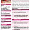 Corsi Accessi venosi Prelievi capillari adulto-pediatrici - BLSD-PBLSD Roma 17-18 aprile 2020