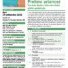 Corso Accessi Venosi Prelievi Arteriosi Bari 24 settembre 2020