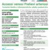 webinar Accessi Venosi Prelievi Arteriosi 30 aprile 2020