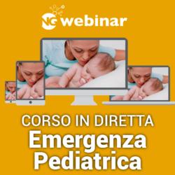 webinar Emergenza Pediatrica