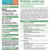 Corso Accessi Venosi Prelievi Arteriosi Napoli 18 settembre 2020