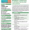 Corso Accessi Venosi Prelievi Arteriosi Catania 3 ottobre 2020