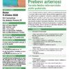 Corso Accessi Venosi Prelievi Arteriosi Napoli 2 ottobre 2020