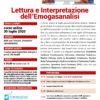 webinar Lettura e Interpretazione dell'Emogasanalisi 30 luglio 2020