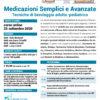 webinar Medicazioni Semplici e Avanzate 25 settembre 2020
