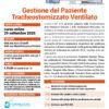 webinar Gestione del Paziente Tracheostomizzato Ventilato 29 settembre 2020
