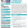 Corso Ossigenoterapia e Ventilazione Non Invasiva 14 maggio 2021