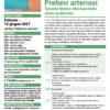 Corso Accessi Venosi Prelievi Arteriosi Palermo 12 giugno 2021