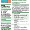 Corso Accessi venosi Prelievi arteriosi Bologna 13 novembre 2021